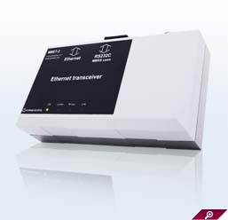 Ethernet converter MBET-2 for m-bus systems