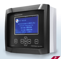 M-bus master with display MBM-TFT