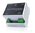 M-bus to Modbus converter for 64 slaves MMCR-64